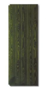 Legno: pino Impregnato: verde